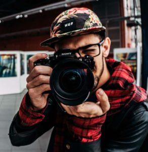 Webseitenoptimierung für Fotografen