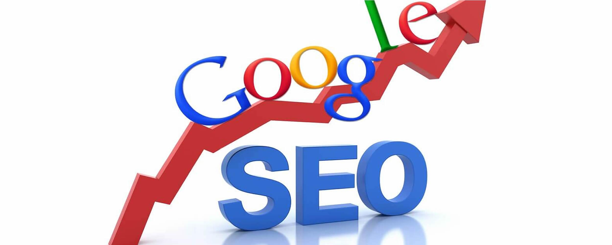 Webseitenoptimierung Google SEO.